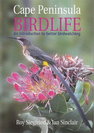 OUT OF STOCK: Cape Peninsula Birdlife